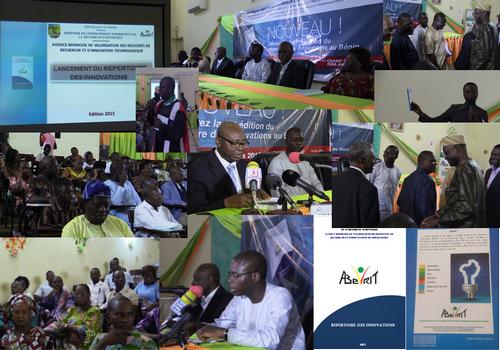 Cérémonie officiel de lancement du Répertoire des Innovations du Bénin